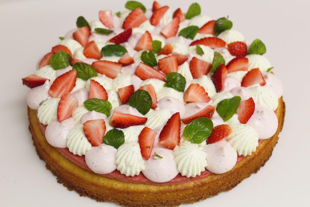 Strawberry and Mint Fantastik