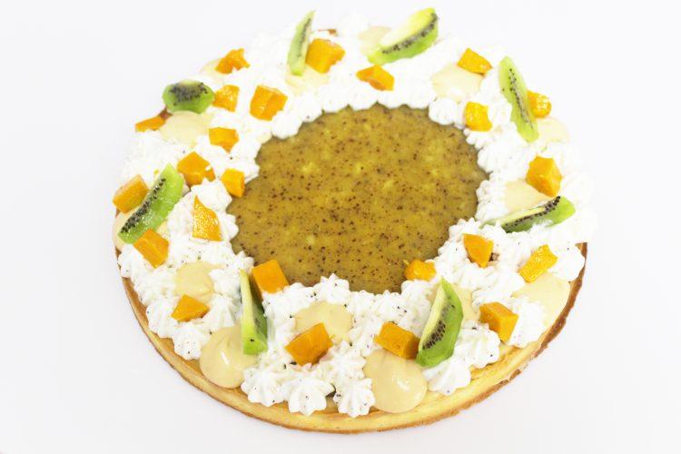 Tarte Kiwi Mangue