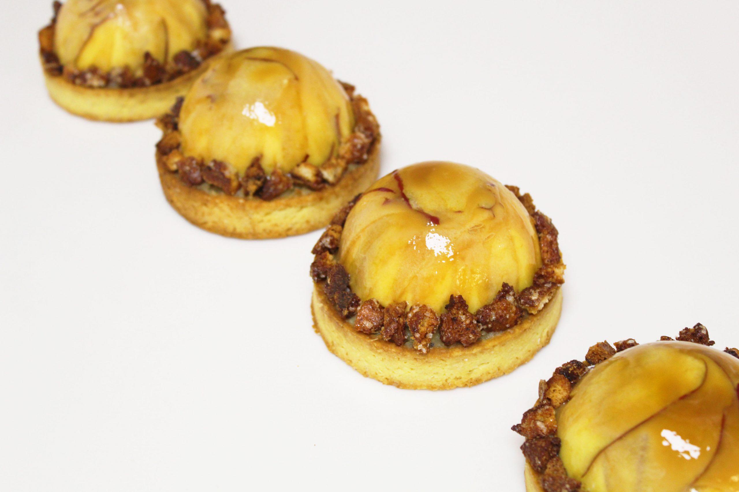 Apple and Cardamom Pies