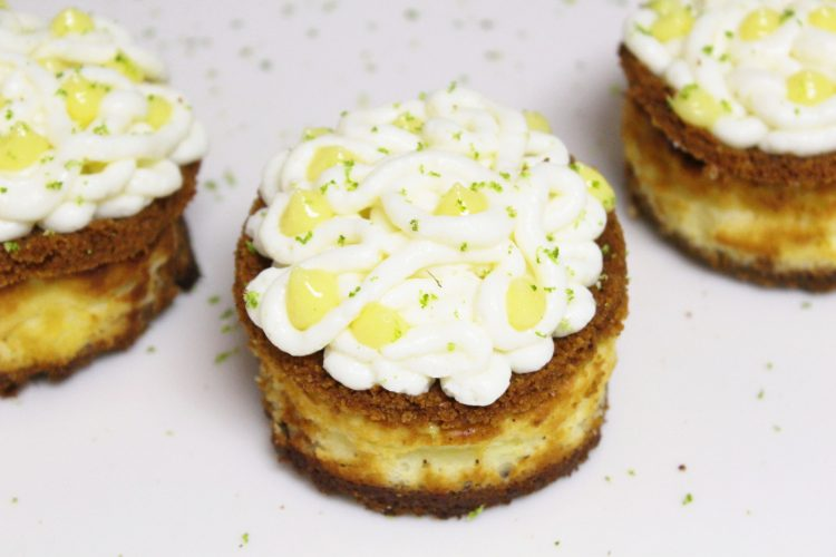 Cheesecake Citron Speculoos