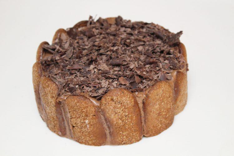 Charlotte Pomme/Chocolat