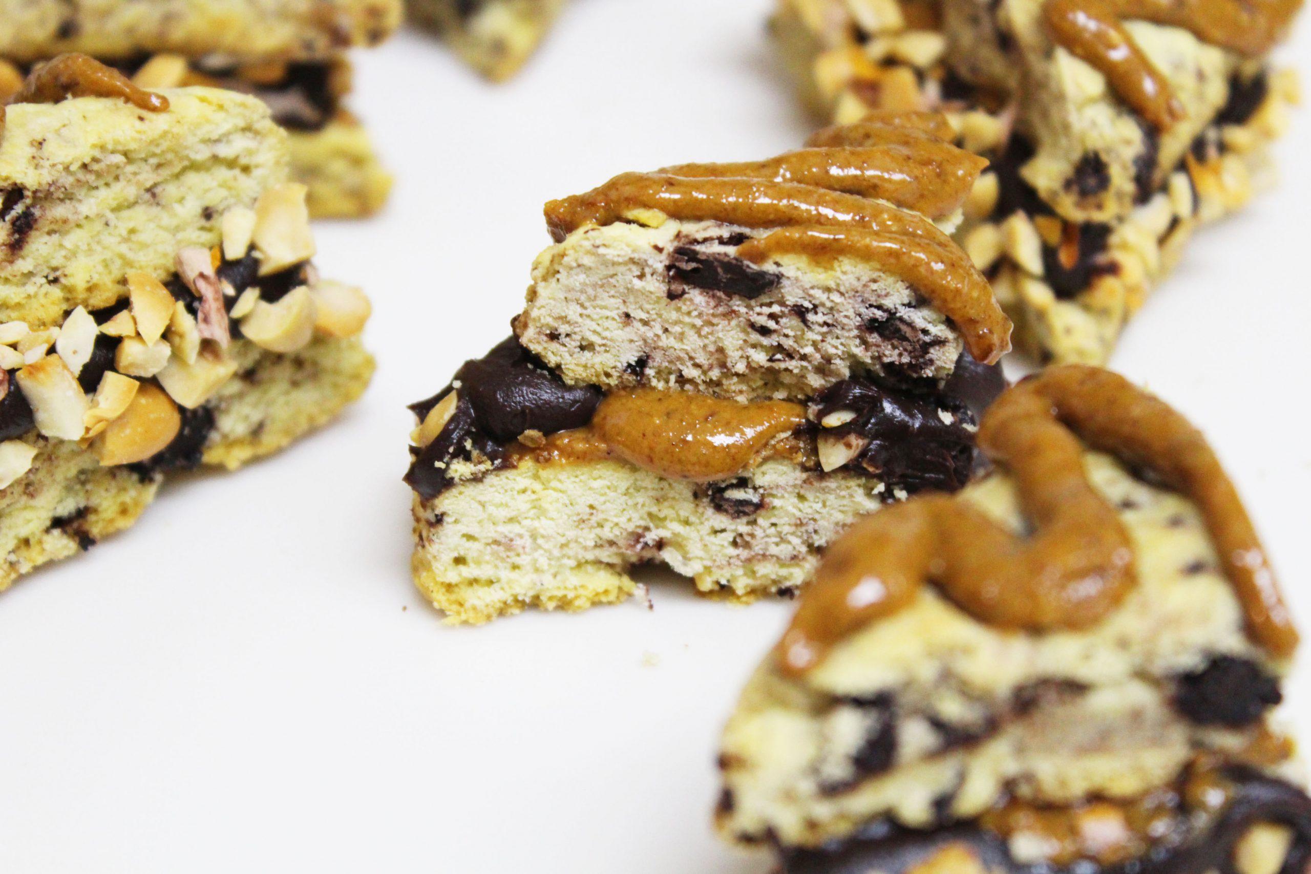 Peanut, Chocolate Cookies